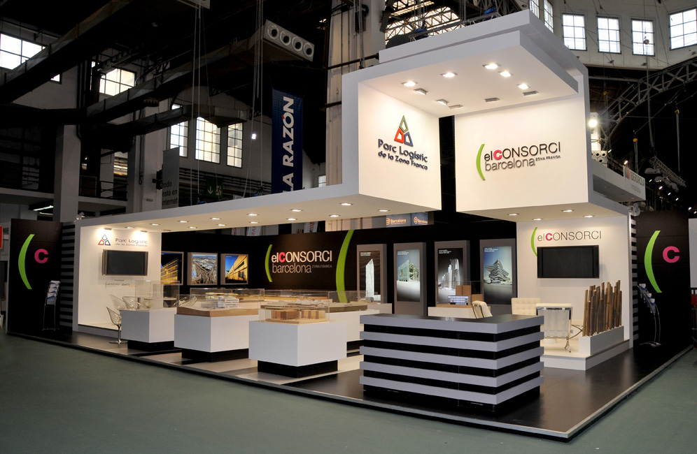 Feiras eventos e stands meyer do brasil for Design de stand